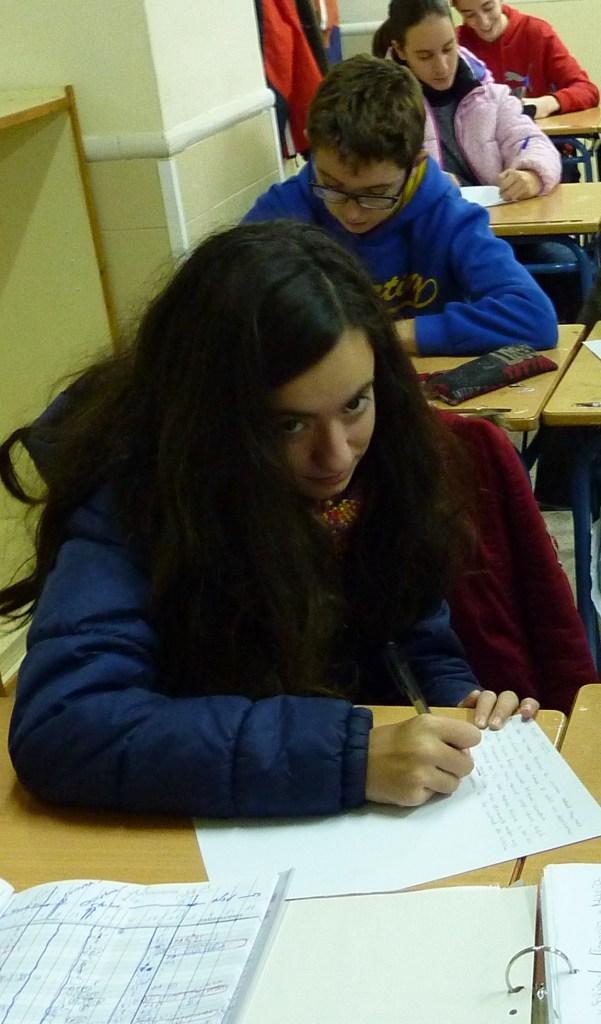 María Buendía, Daniel Lozano,