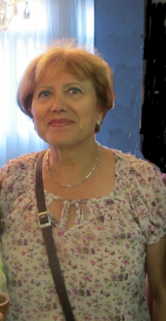 Isabel Pérez Gallego, profesora de Lengua y Literatura Española.
