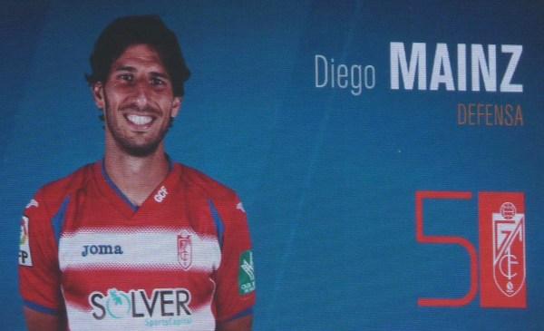 Mainz, el jugador más destacado de la TEmporada 2014-2015. Sus goles fueron fundamentales para el Club.