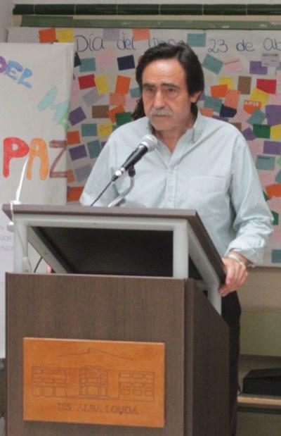 José Ángel Gallardo San Salvador.