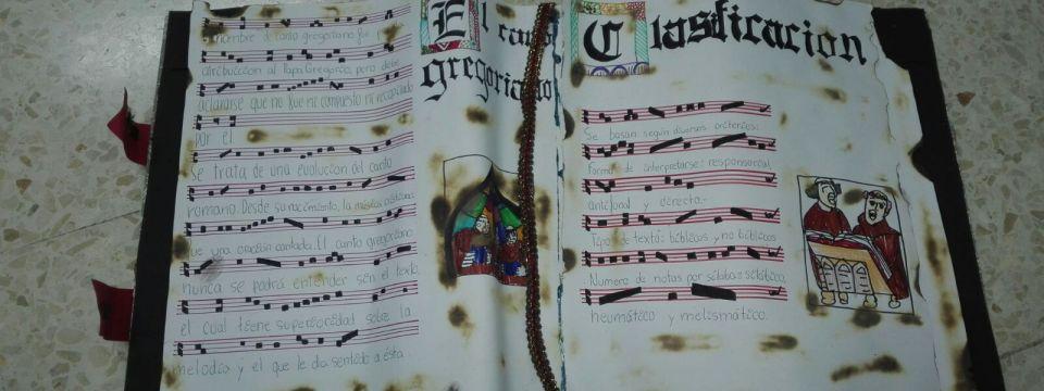 Excelente trabajo sobre la Música Religiosa en la Edad Media