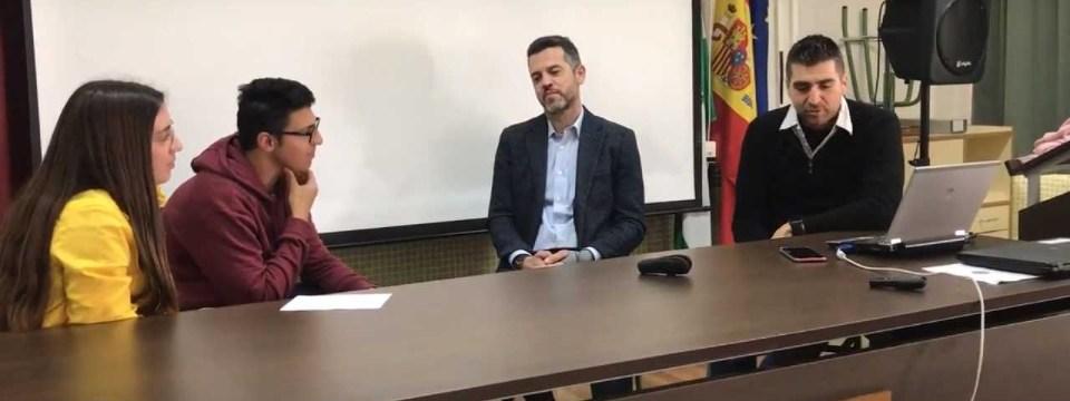 """Entrevistas """"Proyecto Lingüístico del Centro"""" (PLC)"""