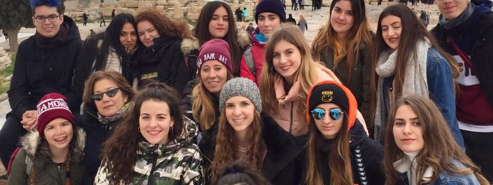 Departamento de Cultura Clásica: Viaje Cultural a Atenas y Argólida