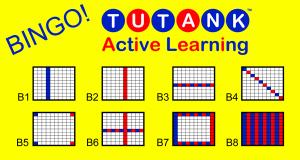 Lek og lær gangetabellen med 8 ulike oppgavetyper