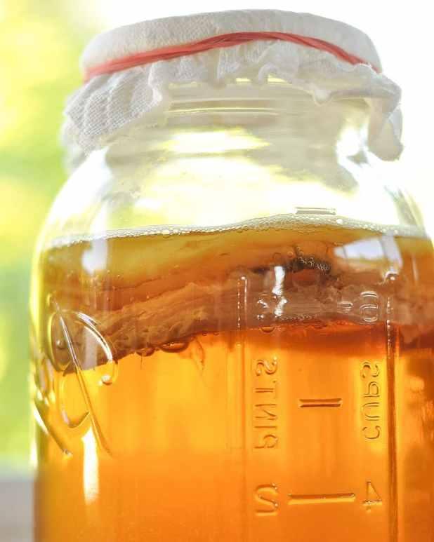 Kombu çayı nasıl yapılır?