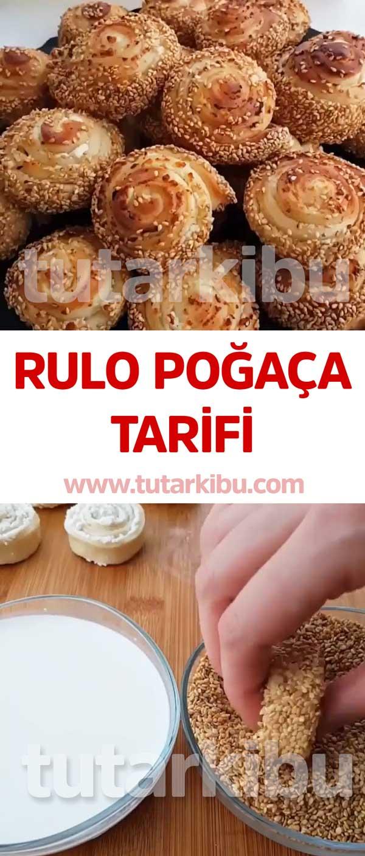 Rulo Poğaça Tarifi