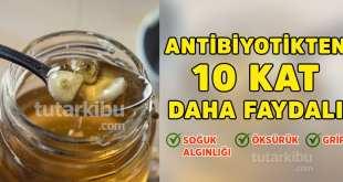 Antibiyotikten 10 Kat Faydalı