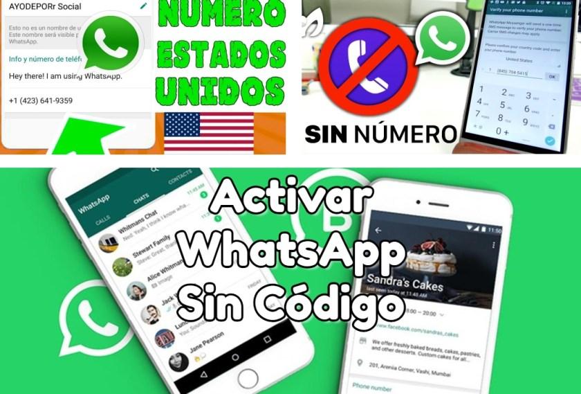 activar whatsapp
