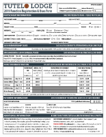 01 2019 Tutelo Function and Dues Form with Medical 20190312