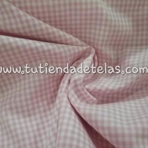 Mini vichy rosa bebe 12€/metro