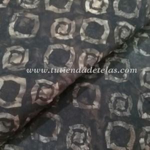 Batik marrón 14€/ metro