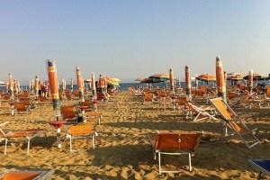 dél-olaszországi utazás, tengerpart