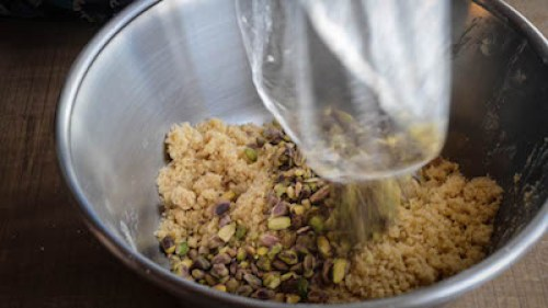 crumble-pistaches