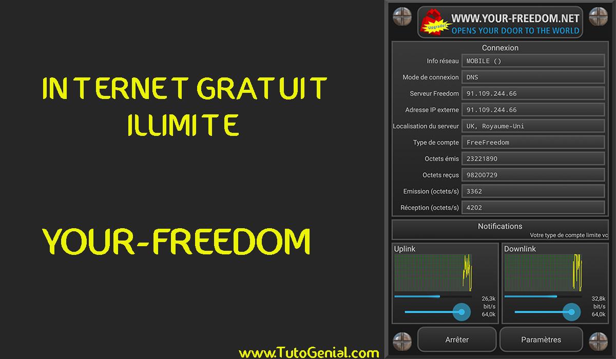 your freedom derniere version