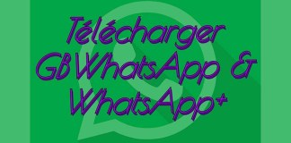 Telecharger GBWhatsApp / WhatsApp+