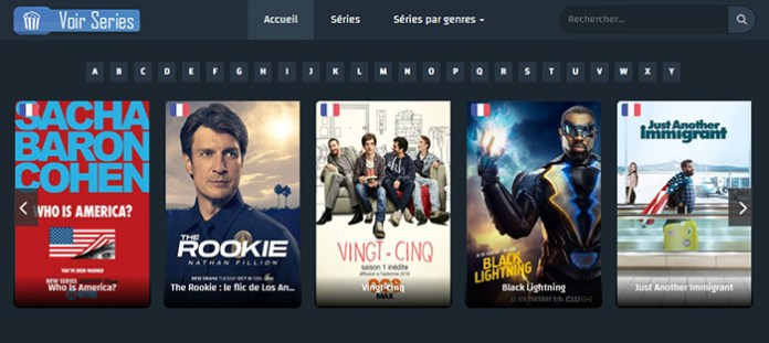 Voirseries.Co : Séries TV en Streaming Gratuit