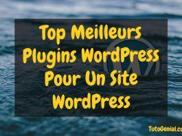 Top 20 Meilleurs Plugins WordPress Pour un Site Wordpress