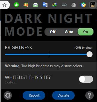 Dark Night Reader !