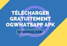 Télécharger OGWhatsApp 7.35 Anti-Ban APK Gratuit - OGWA