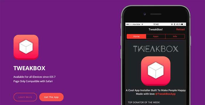 TweakBox pour iOS et Android : Comment télécharger et installer ?