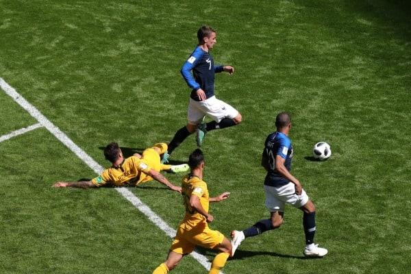 La FIFA a accepté les nouvelles technologies d'arbitrage dans la Coupe du Monde