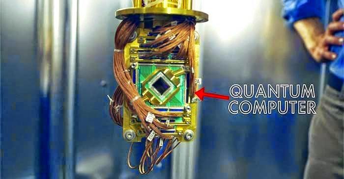 C'est quoi un ordinateur quantique ? Découvrez-le ici.