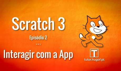 scratch 3-2 interagir com a app