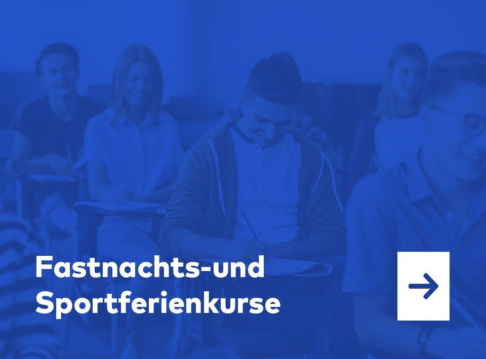Fastnachts-Und-Sportferienkurse