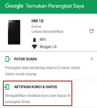 Cara Mudah Membuka Android Yang Terkunci Dan Lupa Pola