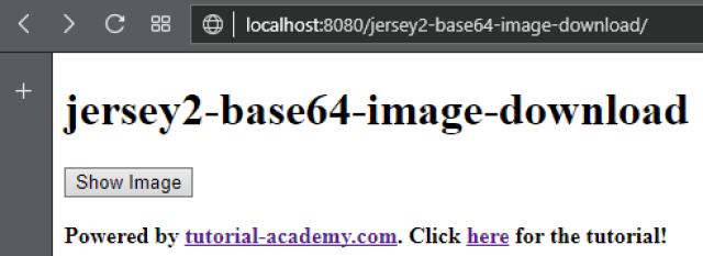 Download Base64 encoded image via Jersey 2 REST web service