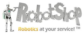 Now, We are on Robotshop!
