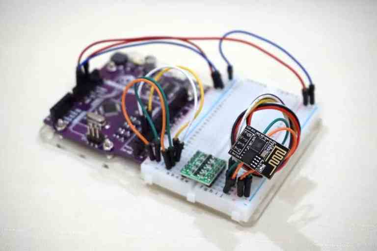 Maker Uno IoT with ESP8266 Module and Blynk Apps – 1. Hardware Setup (BM)