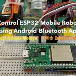 Esp32 Bt Mobile Robot Featured