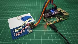 Read and Write RFid Data Using RC522 on Raspberry Pi