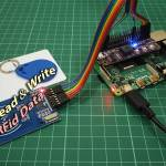RPi RFid RC522 Read Write