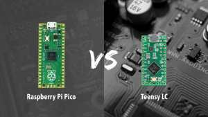 Raspberry Pi Pico VS Teensy LC