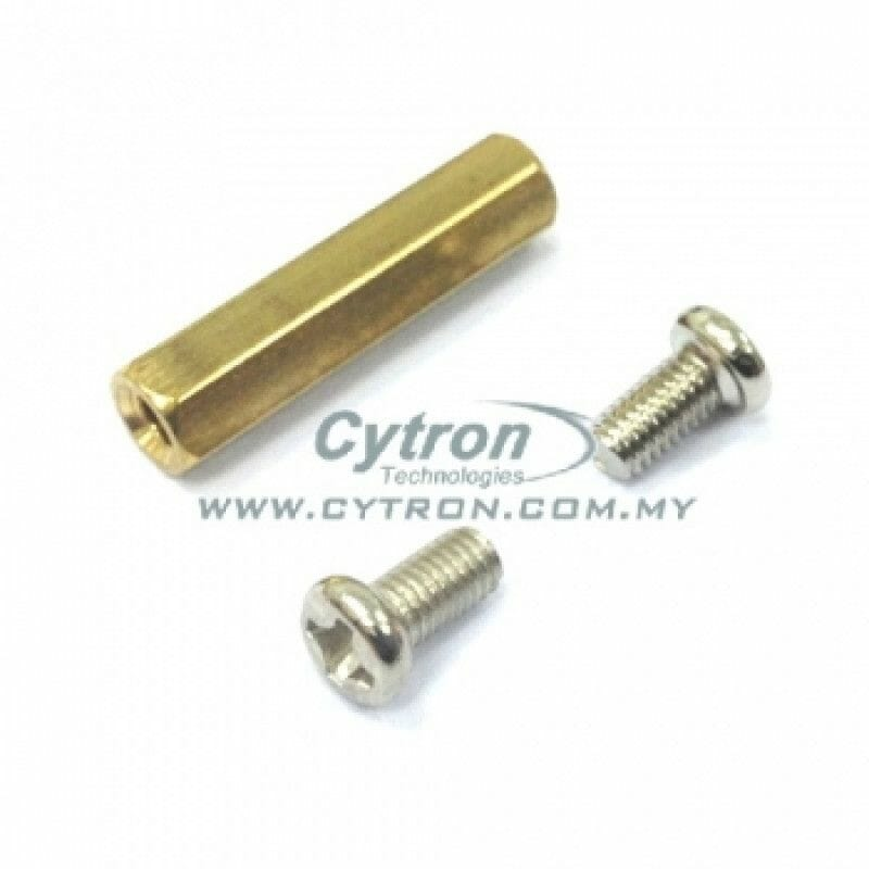 Pcb Stand Screw And Screw 10mm 4856 800x800