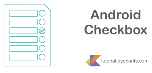 Android CheckBox and Example in Kotlin (andorid studio)