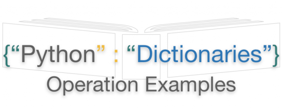 Python Dictionaries Tutorial with Examples opreations