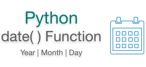 Python Date Function | How to Get Current Date now | Examples
