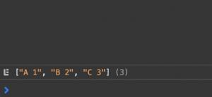 JavaScript split array into multiple array