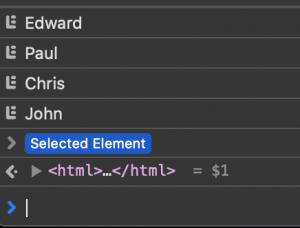 Remove array element until array empty