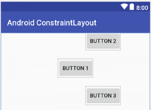 Android ConstraintLayout Circular positioning