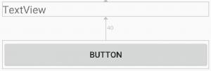 android RelativeLayou layout_alignBottom