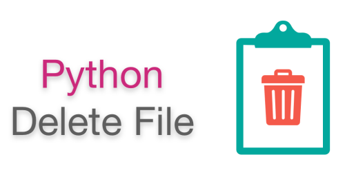 Python Delete File | Remove File | Multiple Files if exists