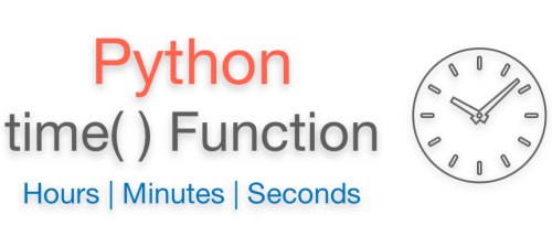 Python Time Function | TimeStamp | Time Milli Seconds Now