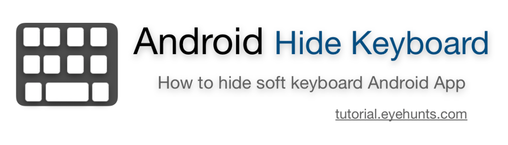 Hide Soft keyboard android code in Kotlin