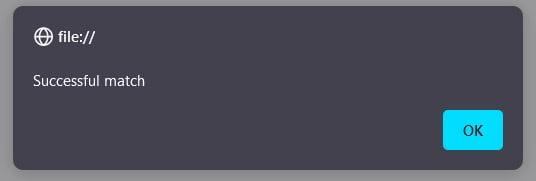 URL Regex JavaScript