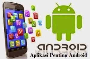 gambar aplikasi penting android