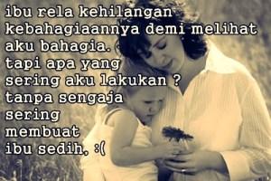 DP BBM Kata Kata Bijak Ibu Tercinta